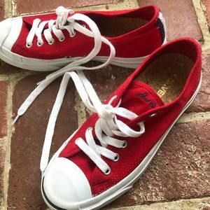 Jack Purcell converse women's size 7